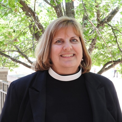 The Rev. Canon Susan Brown Snook, Bishop-Elect